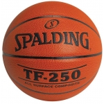 Spalding TF 250 Synthetic Leather Basketballs