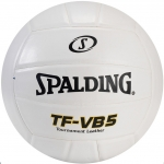 Spalding TF-VB5 NFHS Tournament Japanese Leather Volleyballs