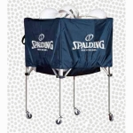 Spalding Volley Truck Folding Volleyball Cart