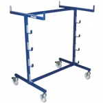 Spalding Volleyball Equipment Cart