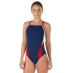 Speedo Adult Female Launch Splice Cross Back