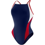 Speedo Youth Female Launch Splice Cross Back