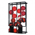 Stackmaster Basketball Double Wall Storage Rack