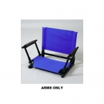 Stadium Chair Arms Fits Standard Size