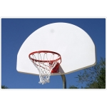 "Standard 3 1/2"" O.D. Basketball Backstop"