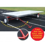 Super Carts  Aluminum Flat-Bed Cart