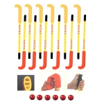 DOM SUPER SAFE FIELD HOCKEY SET 36""
