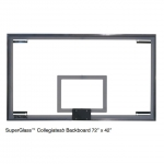 Superglass Collegiate Backboard
