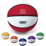 Tachikara Official Rubber Basketball In Colors