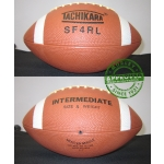 Tachikara SF4RL Intermediate Rubber Football With Synthetic Leather Laces