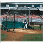 The Grand Slam Semi-Pro Baseball Batting Cage (Available In 4 Colors)