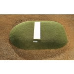 The Portolite IOP-4434 Economy Pony Pitching Mound (Green or Clay)