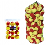 TOURNA STAGE 3 KIDS AGE 8 AND UNDER TRAINING TENNIS BALLS