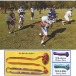 Tug-A-Ball Football Trainer