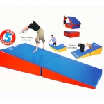 UCS Gymnastics Super Folding Incline Mats