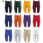 Varsity Dazzle Game Football Pants With Integrated Pads