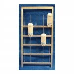 Waterboy Bottle Rack Holds 25 Bottle