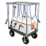 Waterboy Horizontal Chiller With Cart