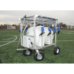 Wheelin' Water 35 Gallon Team Trainer (8 Nozzles)