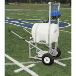 Wheelin' Water Sport Hydration Cart 35 Gallon - 8 Nozzles!