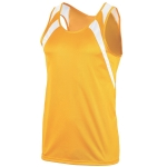 Augusta Wicking Tank With Shoulder Insert - Youth