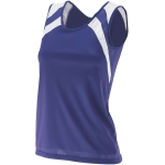 Augusta Ladies Wicking Tank With Shoulder Insert