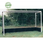 World Class Field Hockey Goal With Poly Bottom Boards (Pair)