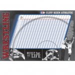 "Cliff Keen Wrestling Weight Chart Double Sided 24"" X 36"""