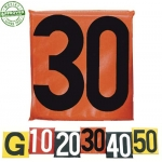 Yard Line Markers Set Of 11