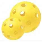 Yellow Plastic Ball Sets