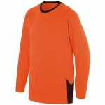 Augusta Youth Block Out Long Sleeve Jersey