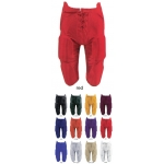 Youth Integrated  Dazzle Game Football Pants With Pads