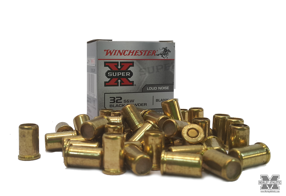 Winchester  32 Caliber Blanks For Starter Pistol