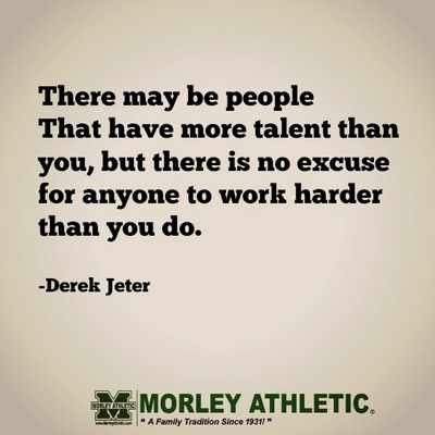 Derek Jeter Words of Wisdom