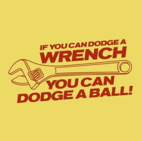 Dodgeball Meme