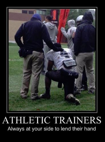 Sports Medicine Meme